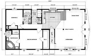 Chalet Modular Home Floor Plans