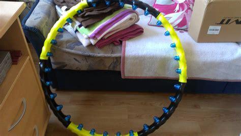 hula hoop reifen mit magneten zum muskelaufbau abnehmen