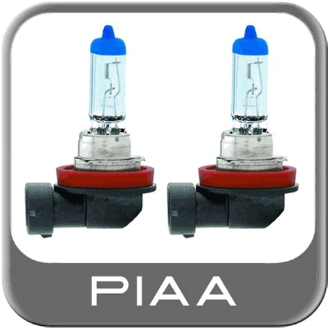 piaa 15211 h11 headlight bulbs xtreme white plus