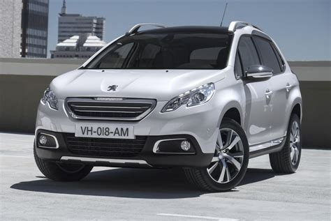 What Is A Crossover Vehicle by Peugeot 2008 Crossover Vehicle For A New Generation