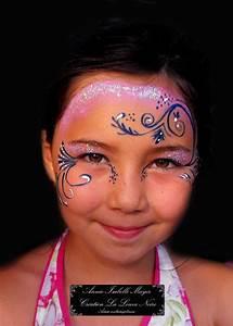 Maquillage Simple Enfant : maquillage facile pour le carnaval maquiller visage dun enfant picture maquillage enfants ~ Melissatoandfro.com Idées de Décoration