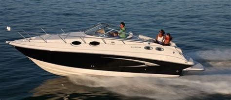 Glastron Boats Reviews 2013 by 2013 Glastron Gs 289 Cruisers Boat Review Boatdealers Ca