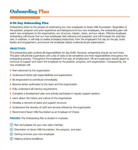 sle crisis management plan template 90 day onboarding plan template best template idea
