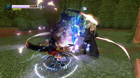 More Screenshots For Kingdom Hearts Hd 2.5 Remix