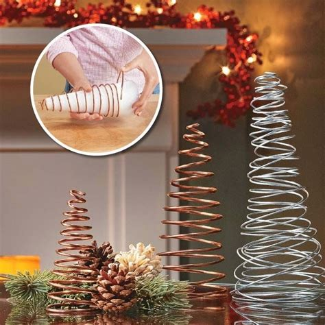 how to make a wire christmas tree pictures photos and