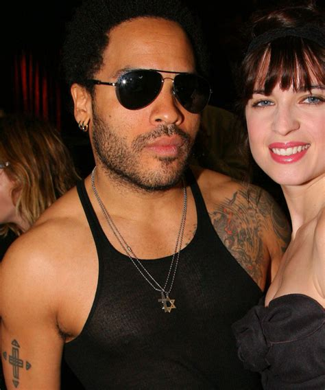 lenny kravitz tattoo pics  pictures   tattoos