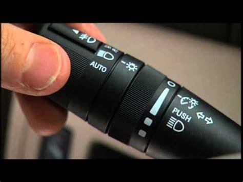 chrysler  turn signal lights lever  auto