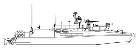 Project 03160 Raptor High Speed Patrol Boats