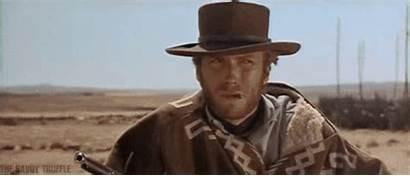 Clint Western Eastwood Dollaro Qualche Per Gifs