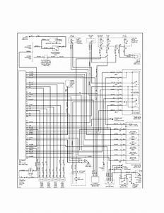 1997 Mitsubishi Pajero Wiring Diagram