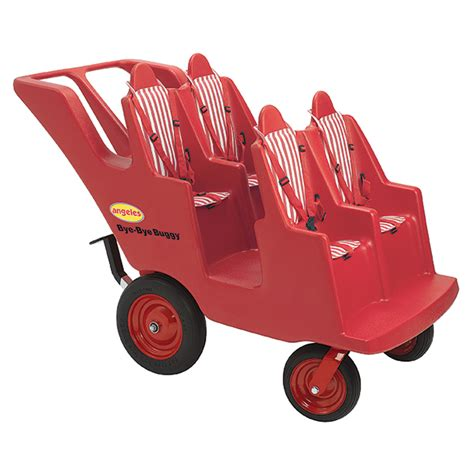 strollers buggies amp wagons schoolsin 363   AFB6300F.4seat bye buggy