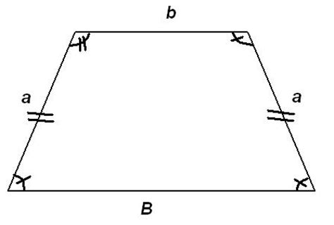 Diagram Of Trapezoid by Easily Solve Math Quadrilateral Trapezoid