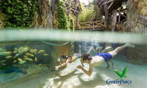 dagje zwemmen met keuze uit  verschillende zwemparadijzen center parcs europe nv groupon