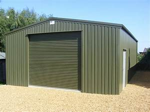 small store workshop steel building steel buildings With building a steel shed