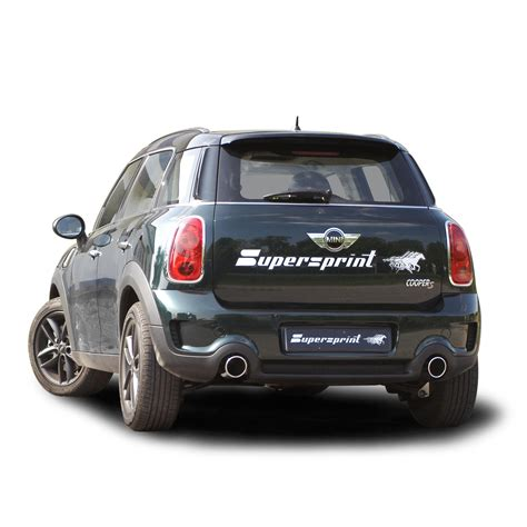 Bmw Countryman by Mini Cooper S Countryman All4 Ligne Compl 232 Te Supersprint