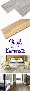 Vinyl Vs Laminat : 25 best ideas about vinyl laminate flooring on pinterest vinyl flooring installation ~ Watch28wear.com Haus und Dekorationen
