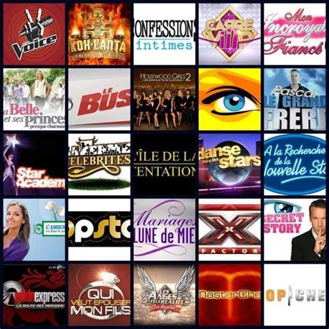 emissions de cuisine tv les émissions de télé réalité françaises depuis 2001