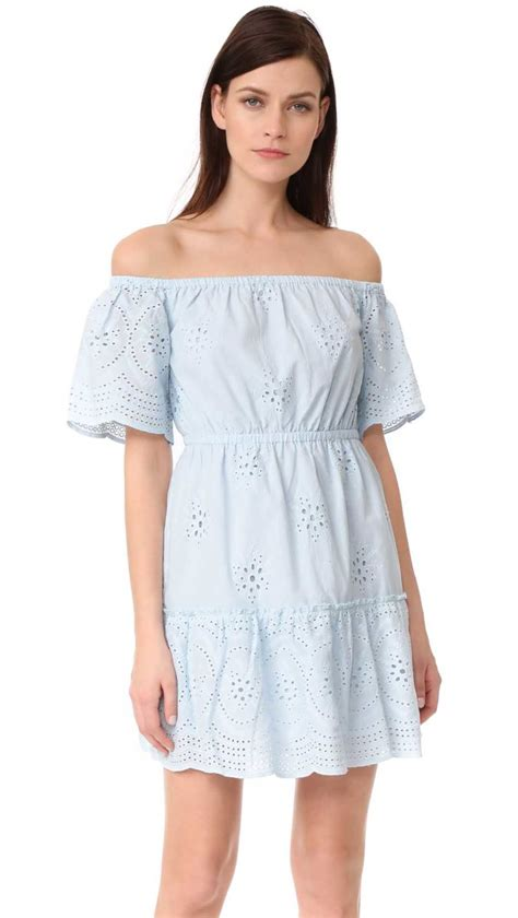 gingham sleeve dress the best eyelet dresses for summer 2017 in every style