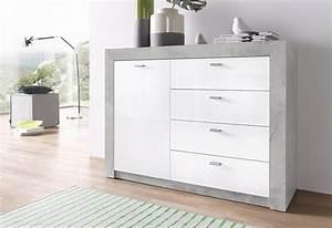 Otto Sideboard Weiß : sideboard breite 120 cm online kaufen otto ~ Indierocktalk.com Haus und Dekorationen