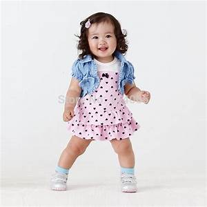 Baby Girl Clothes Limited Vest 2015 New Baby Girlu0026#39;s Casual Clothing Sets Short Jacket+dress Kids ...