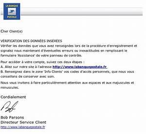 Faux Code Carte Bancaire : banque postale signaler une fraude un faux site de la banque ~ Medecine-chirurgie-esthetiques.com Avis de Voitures