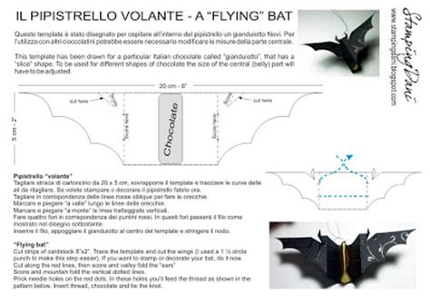 flying bat template stingdani template pipistrelli volanti flying choco bats template