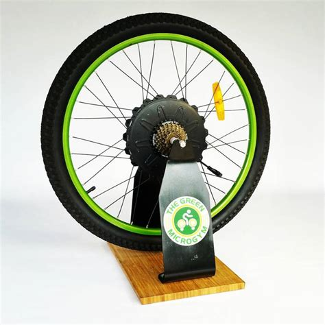 Upcycle Ecocharger Grid Tied Diy Bicycle Generator Kit