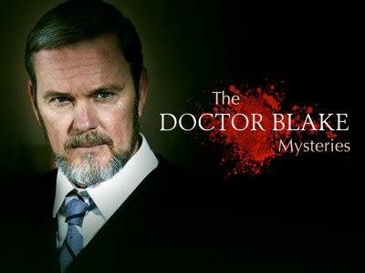 doctor blake mysteries  australian gem pbs