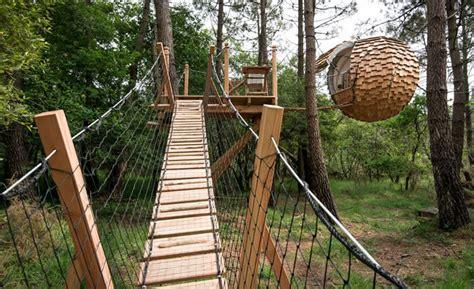 chambre d hote org lov nid nid perché dans les arbres nid suspendu