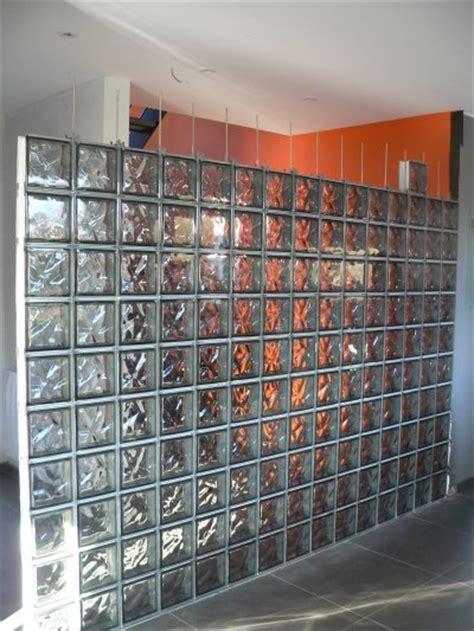 mur en verre interieur mur de briques de verre suite qu est ce qu on est bien dedans