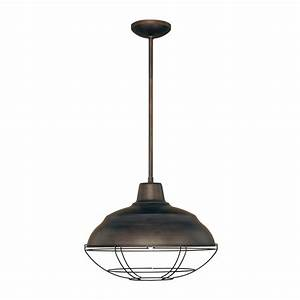 Millennium lighting neo industrial in w rubbed