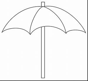 Beach Umbrella Coloring Pages - rockthestockreviews.co