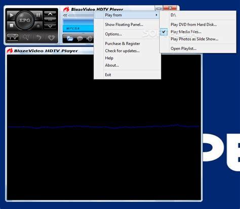 descargar blazevideo hdtv player 6.0 gratis