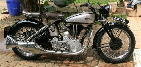 1930 Norton Model 20 Classic Motorcycle Pictures