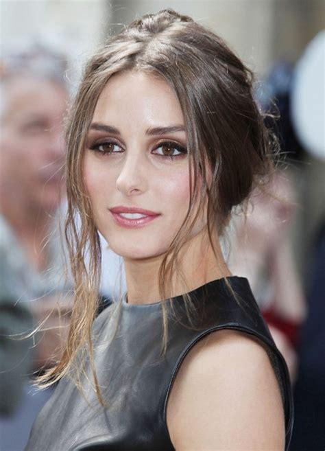 Olivia Palermo Hairstyles: Voguish Messy Updo   Pretty Designs