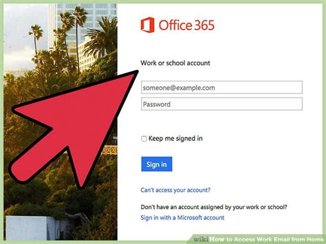5 Ways To Access Work Email From Home Wikihow