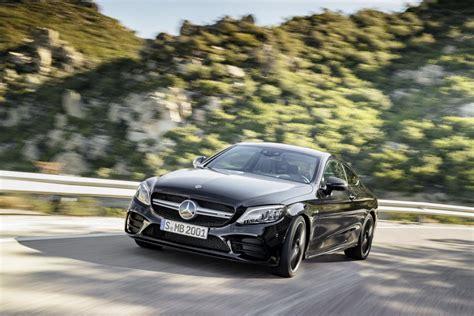 Mercedesbenz Classe C 2019 Coupé  Fotos E Detalhes