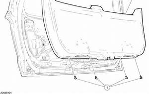 2008 Ford Escape Rear Hatch Won U0026 39 T Open