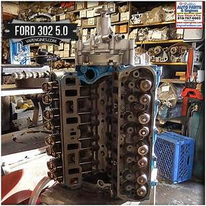 Ford 302 5 0 Remanufactured Engine