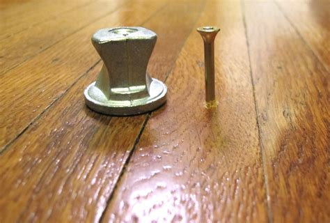 Squeaky Wood Floor Screws by How To Fix Squeaky Hardwood Floors Merrypad