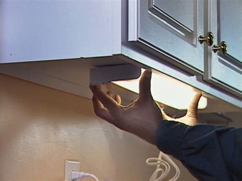 fluorescent cabinet lighting kitchen cabinet lighting options you can modern kitchens 6668