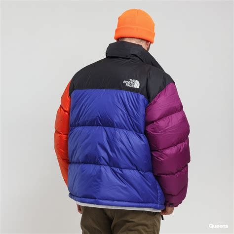 maenner winterjacke  north face   retro nuptse