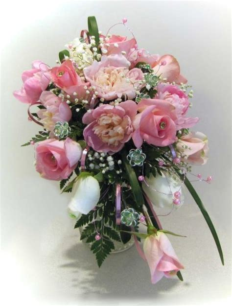 peony wedding bouquet easy diy wedding flowers