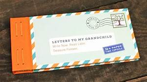 letters to my grandchild leafcutter designs With letters to my grandchild write now read later treasure forever