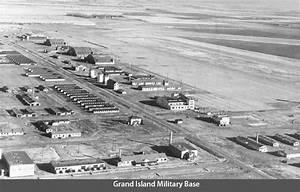 Airport History  U00bb Grand Island Central Regional Airport