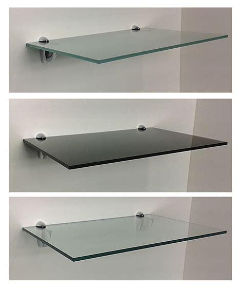 Regal Glas by 10 Mm Glasregal Glas 60x40 Cm Mit Cliphalterung 12