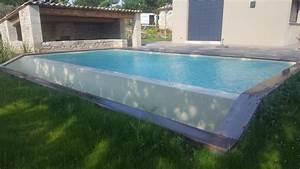 construction piscine hors sol en beton modern aatl With construction piscine hors sol en beton