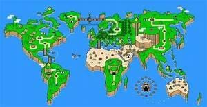 Gamer Planet Parodies : super mario earth