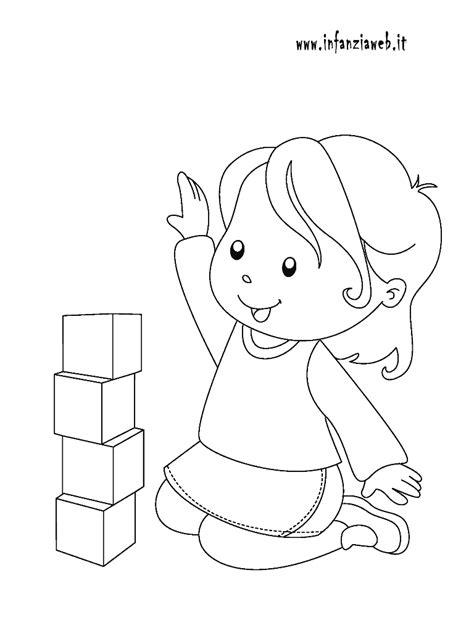 disegni con bambini che giocano disegni di bambini che giocano az colorare
