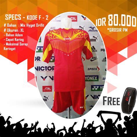 kaos baju pakaian seragam setelan futsal kostum futsal